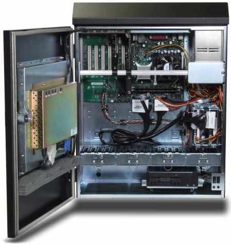 Industrial-computer