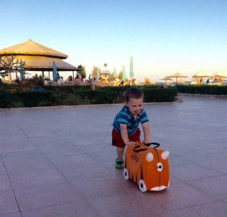 Fun with Trunki