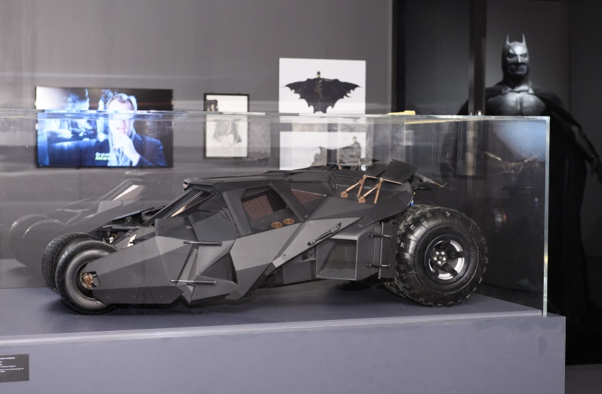 Bat-mobile DC Comics